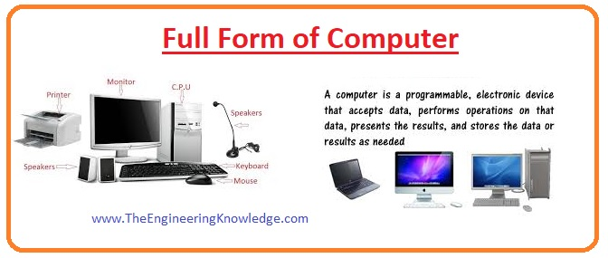 Computer Primary Memory,Computer Central Processing Unit (CPU), Input Devices, Hardware, Parts of Computers, Functions of Computers, Hybrid Computer, Analog Computer, Digital Computer, computer Categorization on basis Data Handling, Classifications of computer, Computer Categorization on the basis of Generation, Full Form of Computer,