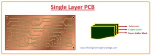 Applications of Single Sided PCB Board,Single-Sided PCB Board Cons, Single-Sided PCB Board Pros, Single-sided PCB Disadvantage, Single-Sided PCB Board Advantages, Single Sided PCB Board Difference between Single Layer PCB and Double Layer PCB, Construction of Single Sided PCB Board, Single Sided PCB Board, Single-Sided PCB Board Advantages