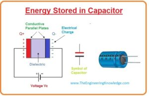 Conclusion of Introduction to Capacitor, How Cloud Capacitors cause Lightning Voltage Rating of a Capacitor, What is Dielectric of a Capacitor, How to find Capacitance of a Parallel Plate Capacitor, What is the Capacitance of Capacitor, How Energy Stored in Capacitor, Introduction to Capacitor,