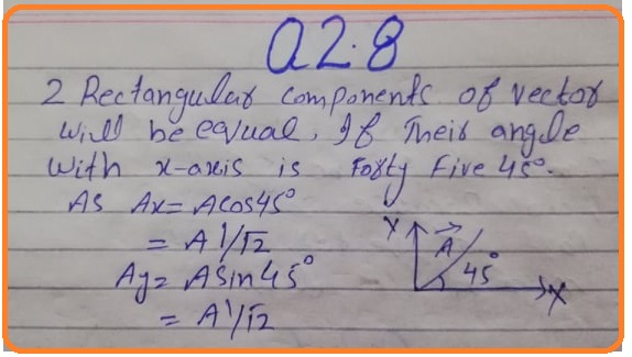 fsc physics 2.1, fsc, fsc physics, first year physics solution, ist year sloved exercise physics, physics