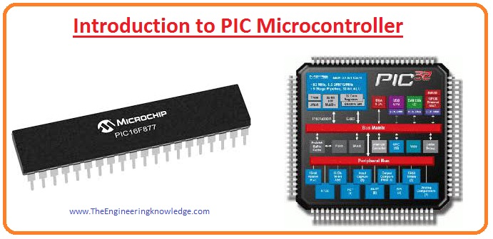 PIC Microcontroller Architecture Introduction to PIC Microcontroller