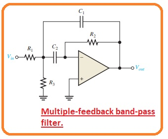 DefineBiquad Filter What is State-Variable Filter What is Multiple-Feedback Band-Pass Filter What is Cascaded Low-Pass and High-Pass Filters Types of Active Band-Pass Filters