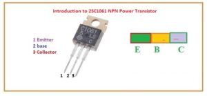 Introduction to 2SC1061 NPN Power Transistor