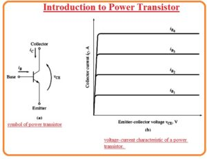 Introduction to Power Transistor, Types and Its Working