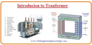 Transformer, working, Types, Circuit, Applications