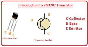 Applications How to use 2N3702 Transistor 2N3702 Equivalent Transistor 2N3702 Pinout Configuration 2N3702 Transistor Introduction to 2N3702 Transistor